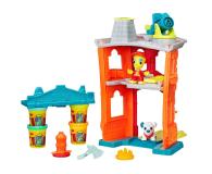 Play-Doh Town Remiza strażacka (B3415)