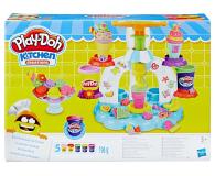 Play-Doh Zakręcona Lodziarnia (B0306)