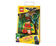 POLTOP LEGO Batman Movie Robin brelok z latarką (LGL-KE105)