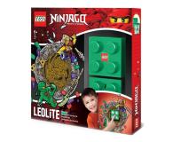 POLTOP LEGO Ninjago Klocek Lloyd + naklejka (LGL-NI4L)