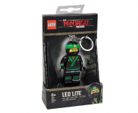 POLTOP LEGO NINJAGO Movie Lloyd brelok z latarką (LGL-KE108L)