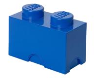 POLTOP LEGO Pojemnik Brick 2 niebieski (40021731)