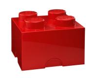 POLTOP LEGO Pojemnik Brick 4 - Czerwony (40031730)