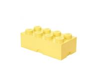 POLTOP LEGO Pojemnik Brick 8 jasnożółty (40041741)