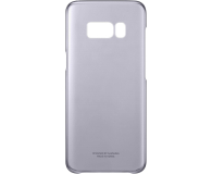 Samsung Clear Cover do Galaxy S8 fioletowy (EF-QG950CVEGWW)