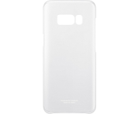 Samsung Clear Cover do Galaxy S8 srebrny (EF-QG950CSEGWW)