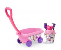 Smoby Disney Minnie Wózek z akcesoriami do piasku  (3032168670020)