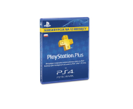 Sony Karta Playstation Plus 365 dni (9261537)
