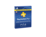Sony Karta Playstation Plus 90 dni (9235644 / 9812340)