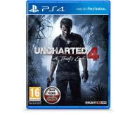 Sony Uncharted 4: Kres Złodzieja (711719454915 / 711719848448)