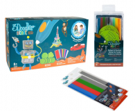 TM Toys 3Doodler Mega zestaw+gratisy  (853653006703+gratisy)