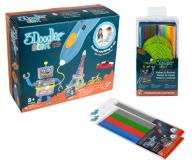 TM Toys 3Doodler zestaw podstawowy+gratisy (DODESSTER+gratisy)
