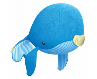 TM Toys Octopi Ocean Hugzzz wielorybek + latarnia morska (DKM6869)