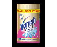 Vanish Odplamiacz do tkanin Gold Pink proszek 625g  (5997321747071)