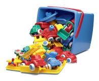 Viking Toys Pojazdy w wiaderku 30 el. MAXI zestaw (045-41580)
