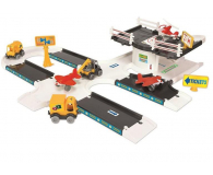 Wader Kid Cars 3d - Baza lotnicza (53350)