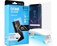 Whitestone Szkło Hartowane Dome Glass do Galaxy S8 (8809365402250)
