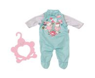 Zapf Creation Baby Annabell Pajacyk niebieski (4001167700846)